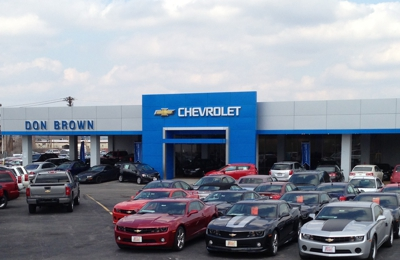 Don Brown Chevy >> Don Brown Chevrolet 2244 S Kingshighway Blvd Saint Louis