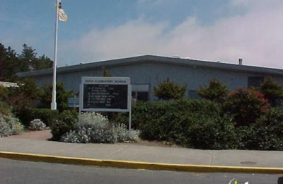 Alvin S. Hatch Elementary - Half Moon Bay, CA