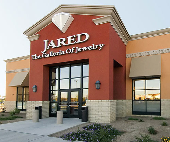 Jared The Galleria of Jewelry 4647 Town Center Pkwy Jacksonville