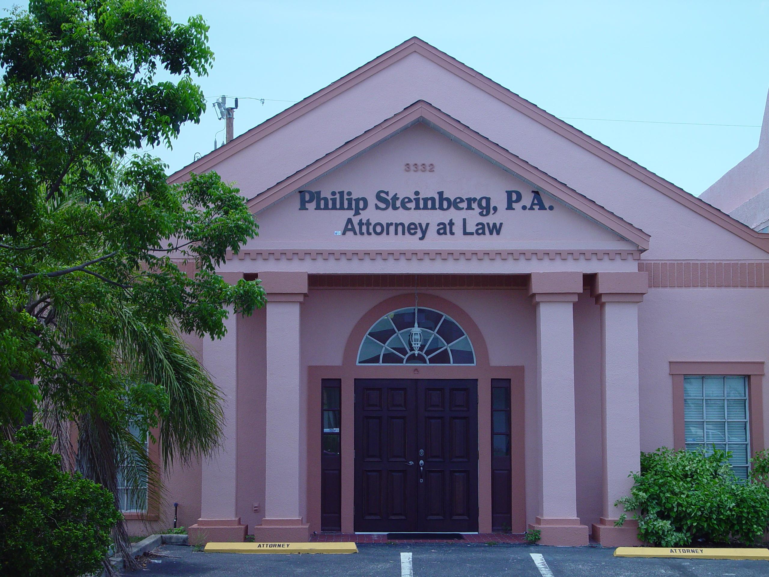 Philip Steinberg Pa 3332 Del Prado Blvd S Cape Coral Fl