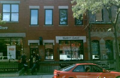 Newbury Comics - Boston, MA