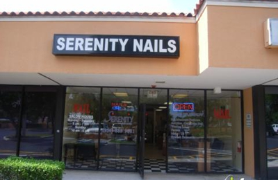 Serenity Nails - Hollywood, FL