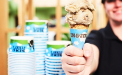 Ben & Jerry's / Green Mountain Coffee Cafe