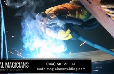 Metal Magicians Welding & Fabrication LLC - Jacksonville, FL