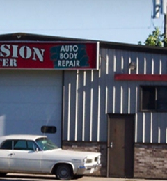 The Collision Center - Grand Forks, ND