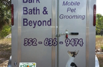 Bark Bath & Beyond Mobile Pet Grooming, LLC - Leesburg, FL