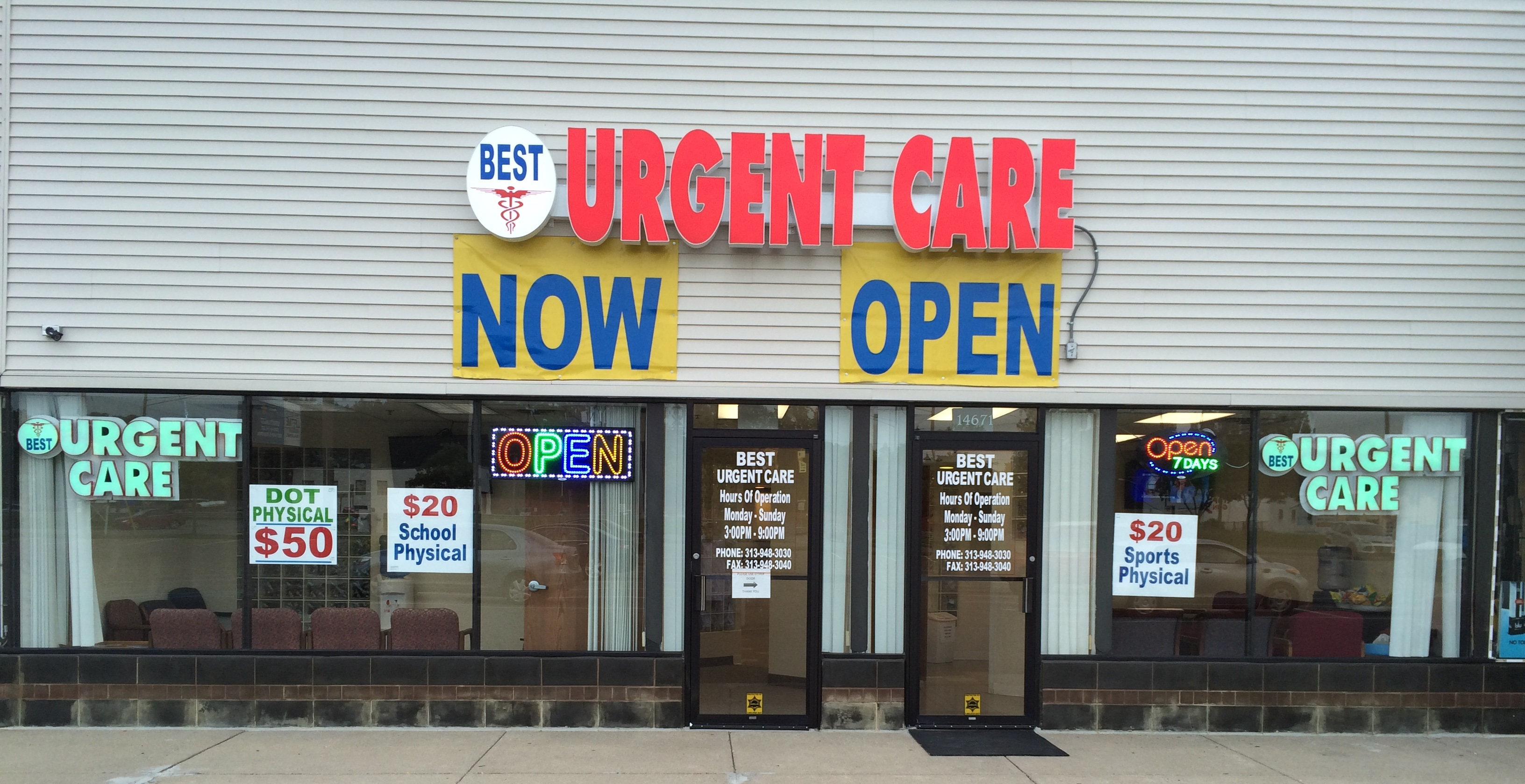 garden city urgent care. Urgent Care Middlebelt Rd Garden City Mi Best In The