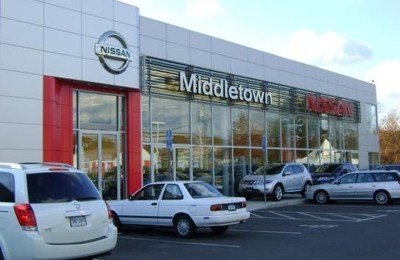 Middletown Nissan 1153 Newfield St Middletown Ct 06457 Yp Com