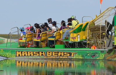 Marsh Beast Airboat Tours County Rd 512 Vero Beach Fl