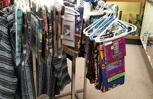 Baja Hoodies, hobo purses, 3D tapestries plus regular tapestries.