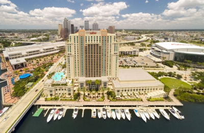 Tampa Marriott Waterside Hotel & Marina - Tampa, FL