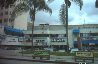 Falafel Corner - Los Angeles, CA