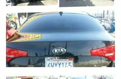 Professional Window Tint Car - Los Angeles, CA