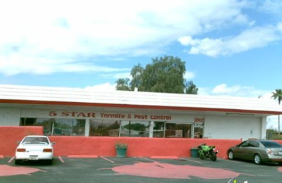 5 Star Termite & Pest Control - Tucson, AZ