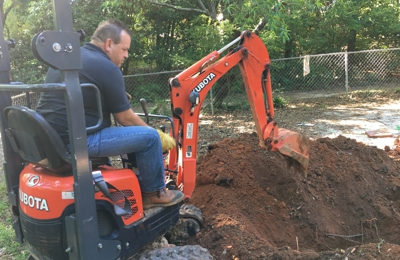 2 Brothers Septic - Winder, GA. 2 Brothers Septic owner installs a tank.