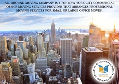 All Around Moving Services Company - New York, NY