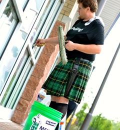 Men In Kilts Window Cleaning - Seattle, WA