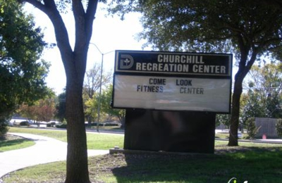 Churchill Recreation Ctr - Dallas, TX