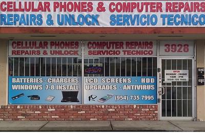 Computer Repair & Cell Phone Unlocking - Fort Lauderdale, FL