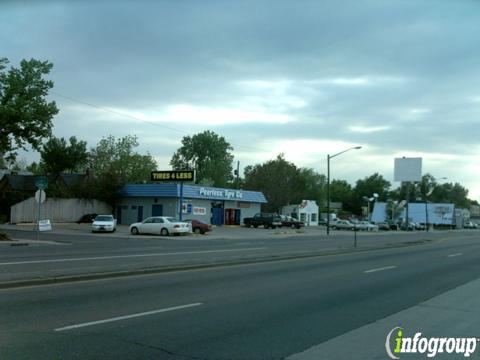 Peerless Tires 4 Less 4860 E Colfax Ave Denver Co 80220 Yp Com