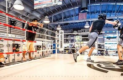 City Boxing | Muay Thai - Jiu Jitsu - Boxing - MMA Gym In San Diego - San Diego, CA