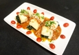 Aspen Catering - Irving, TX. Spinach Stuffed Tilapia