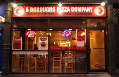 5 Boroughs Pizza - Chicago, IL