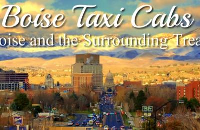 Boise Taxi Cabs - Boise, ID