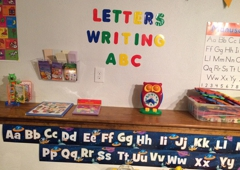 Christy's home childcare - Framingham, MA. Learning Our Words, ABC's,Numbers & More