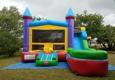 Bounce 4Fun Party Rentals. Wet/dry 5 in 1 castle slide combo