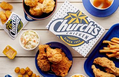 Church's Chicken - Banning, CA