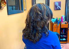 Shamim Beauty Parlor - Cary, NC. Our experienced hairstylist offers layered hairstyle. Hair is arranged into layers, with the top layers cut shorter than the layers beneath.