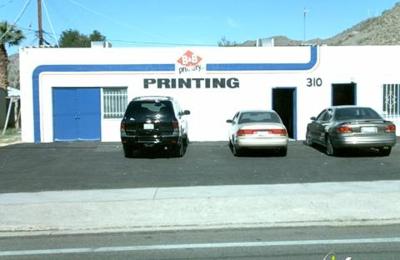 B & B Printery - Phoenix, AZ