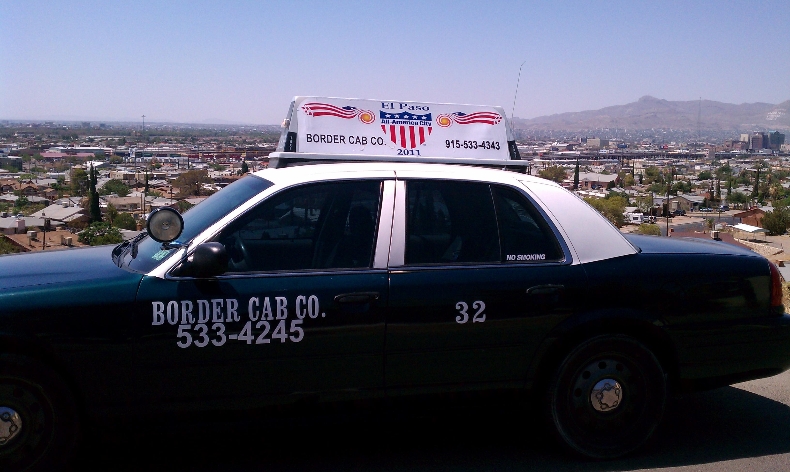 Border Taxi Svc El Paso TX YP