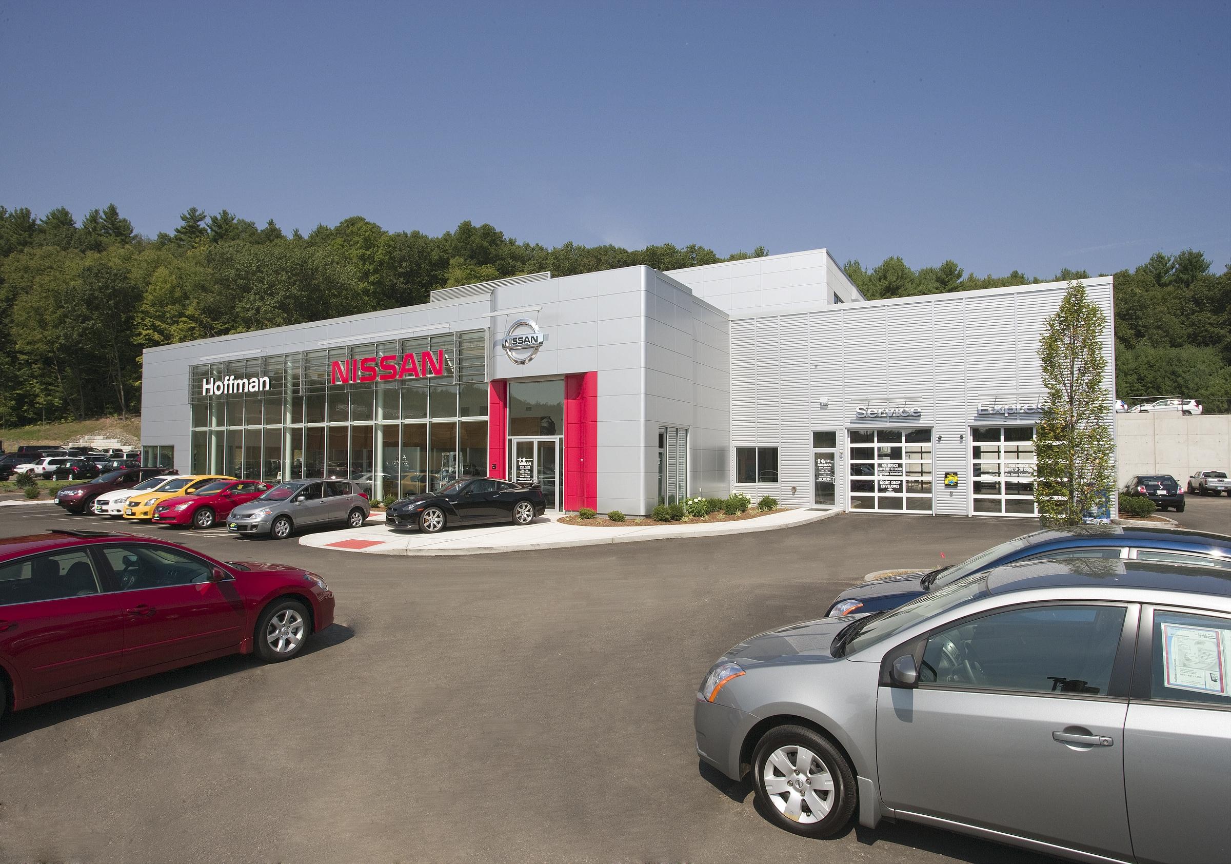 Hoffman Nissan 46 Albany Tpke West Simsbury CT YP