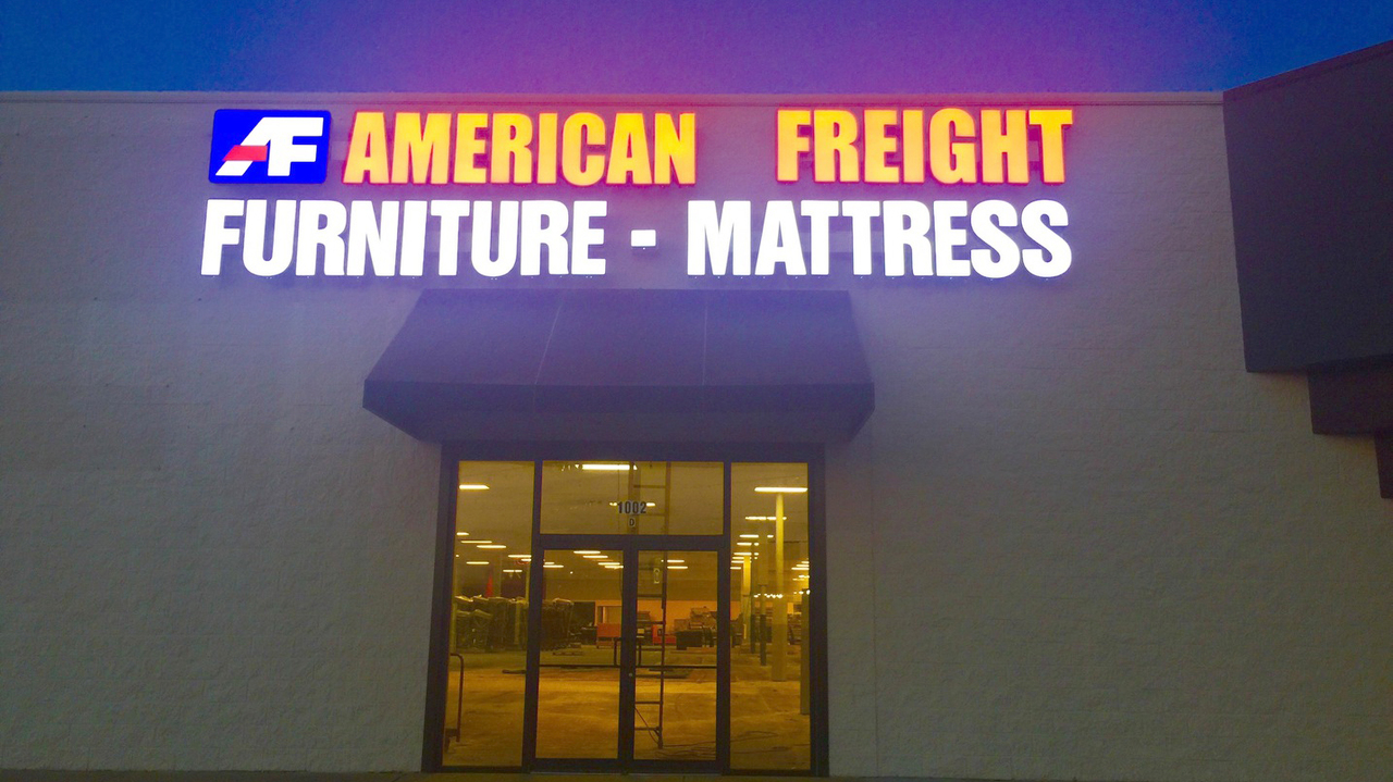 American Freight Furniture And Mattress 1002 N Loop 340, Waco, TX 76705    YP.com