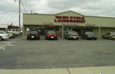 Wash Cycle Laundromat - Oklahoma City, OK