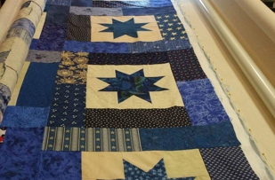 Longarm Quilting for Quilts of Valor