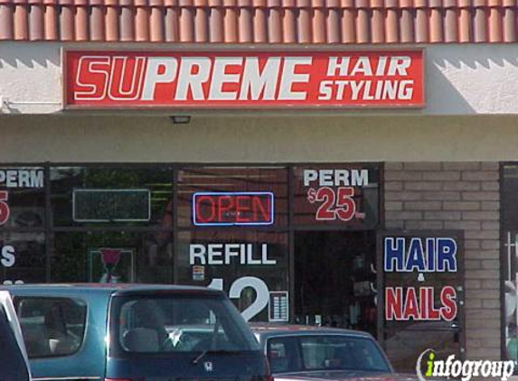 Supreme Hair Styling - San Jose, CA