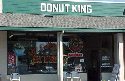 Donut King - Redwood City, CA