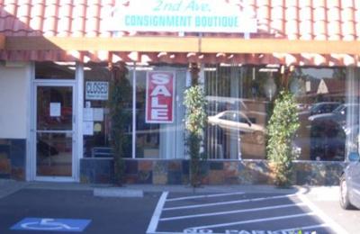Second Avenue Consignment - Castro Valley, CA