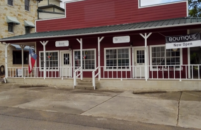 Serenity Salon - Montgomery, TX. The front of our building