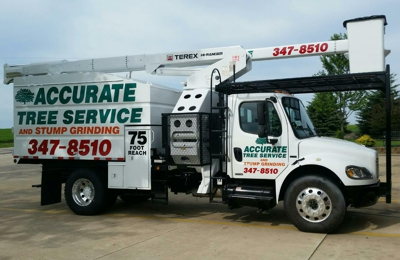 Accurate Tree Service LLC - Mount Horeb, WI