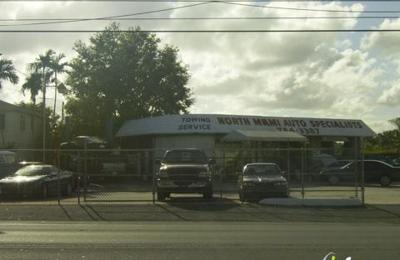 North Miami Auto Specialist - Miami, FL
