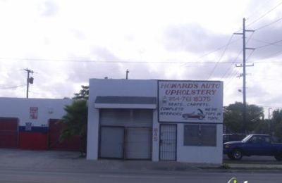 Auto Upholstery By Howard - Fort Lauderdale, FL