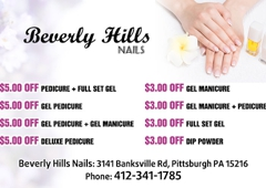 Beverly Hills Nails - Pittsburgh, PA