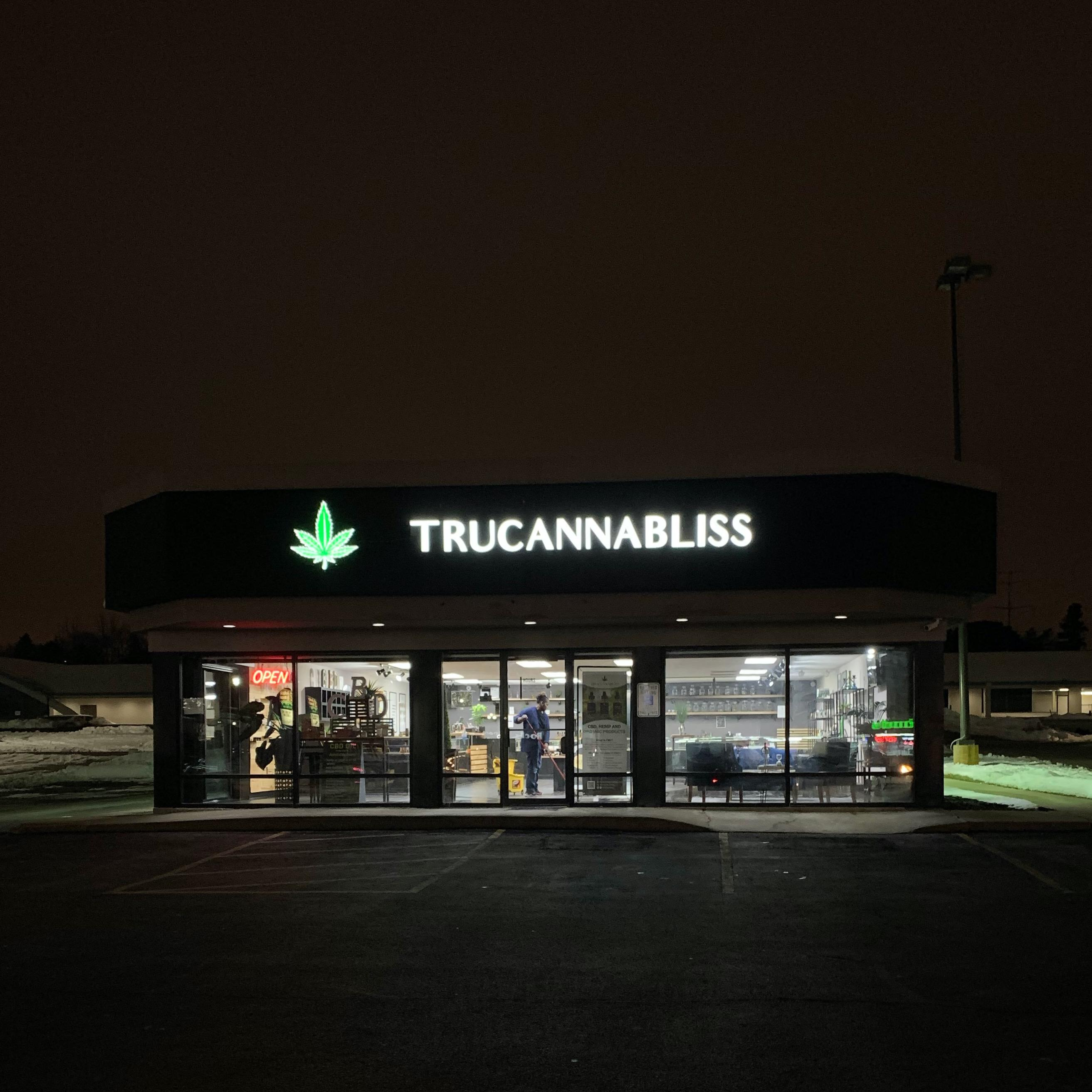TruCannaBliss 8311 W Brown Deer Rd, Milwaukee, WI 53223