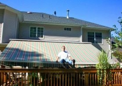 all about gutters and awnings 95602 yp com