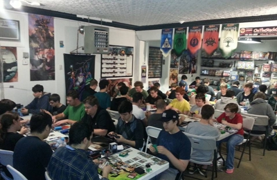 On The Stack Games - Norwood, MA. Tournament time!