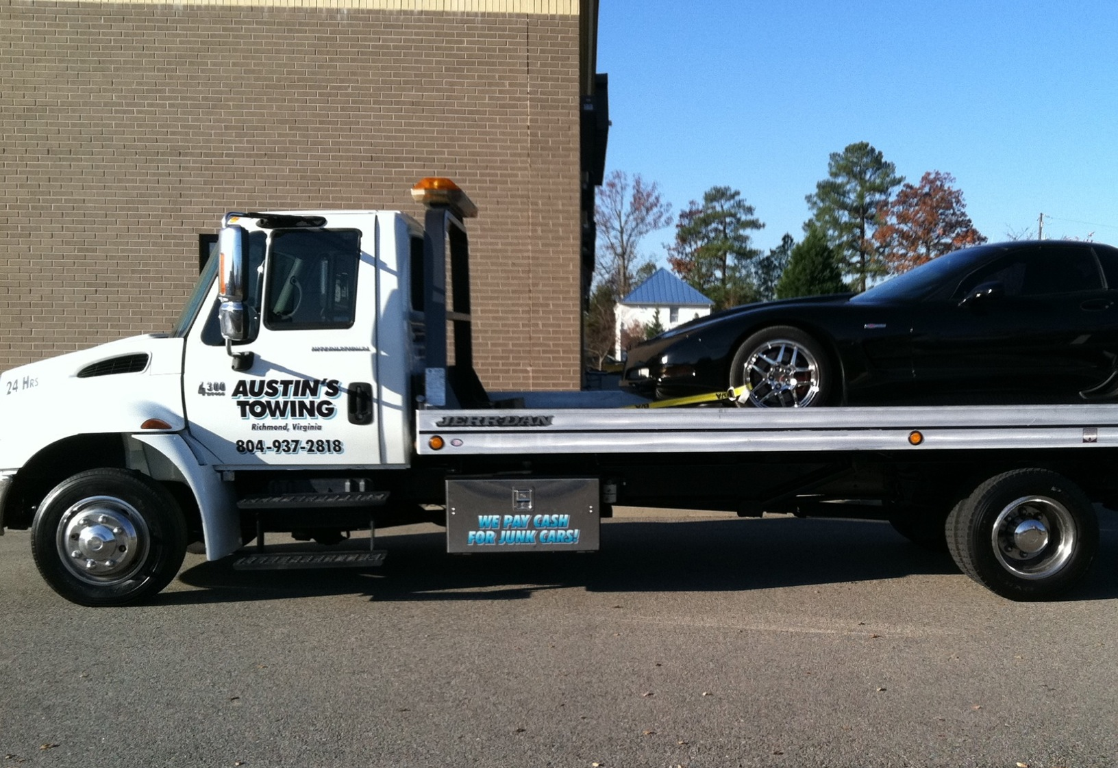 Austin S Towing Llc 4042 Greyhound Ct Midlothian Va